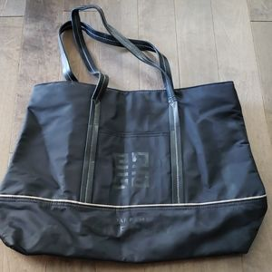 Givenchy Parfums Large Tote Bag in Black.